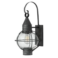 Cape Cod 1 Light Outdoor Wall Sconce