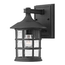 Freeport 1 Light Outdoor Wall Lighting