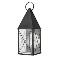 York 3 Light Outdoor Wall Lantern