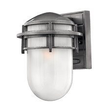 Reef 1 Light Outdoor Wall Sconce