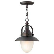Pembrook 1 Light Outdoor Hanging Lantern