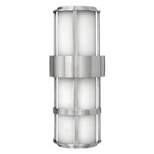 Saturn Outdoor 2 Light Wall Sconce