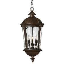 Windsor 4 Light Pendant