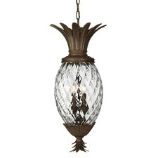 Plantation 1 Light Pendant