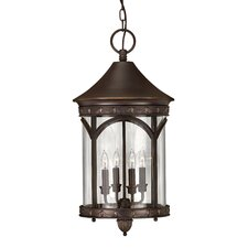 Lucerne 4 Light Pendant