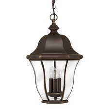 Monticello 3 Light Pendant