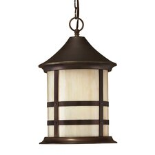 Oak Park 3 Light Cylindrical Pendant