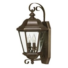 <strong>Hinkley Lighting</strong> Clifton Park Outdoor Wall Lantern