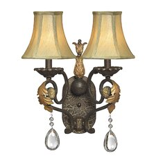 Veranda 2 Light Wall Sconce