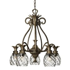 Plantation 5 Light Chandelier