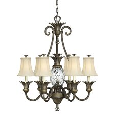 Plantation 7 Light Chandelier