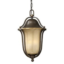 Bolla 3 Light Outdoor Hanging Lantern