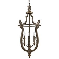 Plymouth 4 Light Foyer Pendant