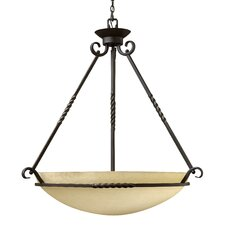 <strong>Hinkley Lighting</strong> Casa 6 Light Inverted Pendant