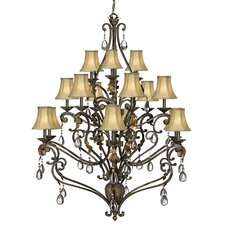 Veranda 15 Light Chandelier