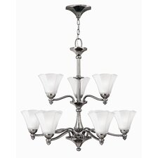 <strong>Hinkley Lighting</strong> Bloom 9 Light Chandelier