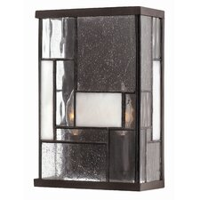 <strong>Hinkley Lighting</strong> Mondrian 2 Light Wall Sconce