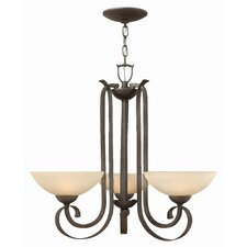 <strong>Hinkley Lighting</strong> Middlebury 3 Light Chandelier