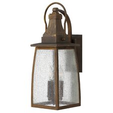 <strong>Hinkley Lighting</strong> Montauk 3 Light Medium Outdoor Wall Lantern