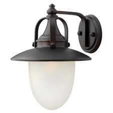 Pembrook 1 Light Large Outdoor Wall Lantern