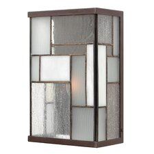 Mondrian 1 Light Small Outdoor Wall Lantern