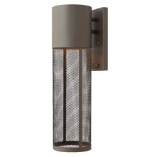 Aria 1 Light Medium Outdoor Wall Lantern
