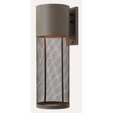 Aria 1 Light Large Outdoor Wall Lantern