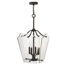 Wingate 4 Light Invert Foyer Pendant
