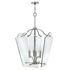Wingate 4 Light Foyer Pendant