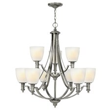 Truman 9 Light Chandelier