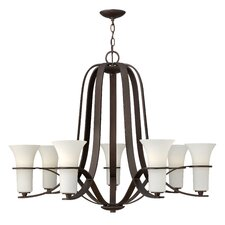 Lauren 7 Light Chandelier