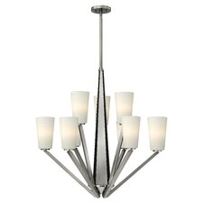 <strong>Hinkley Lighting</strong> Victory 9 Light Chandelier