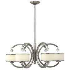 <strong>Hinkley Lighting</strong> Monaco 6 Light Chandelier