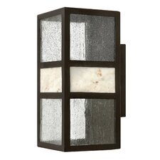 <strong>Hinkley Lighting</strong> Sierra 1 Light Medium Outdoor Wall Lantern