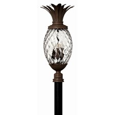 Plantation 1 Light Post Lantern