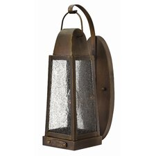 <strong>Hinkley Lighting</strong> Sedgwick 1 Light Outdoor Wall Lantern