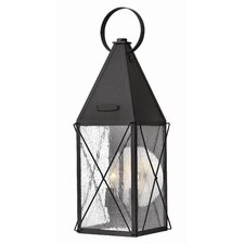 <strong>Hinkley Lighting</strong> York 2 Light Outdoor Wall Lantern