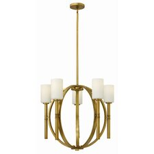 Margeaux 5 Light Chandelier