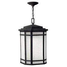 Cherry Creek 1 Light Outdoor Hanging Lantern