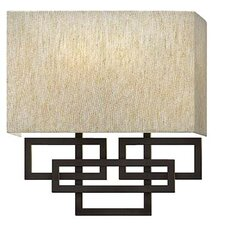 Lanza 2 Light Wall Sconce