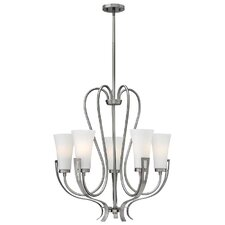 <strong>Hinkley Lighting</strong> Channing 5 Light Chandelier
