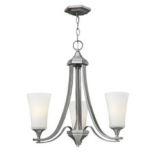 <strong>Hinkley Lighting</strong> Brantley 3 Light Chandelier