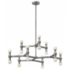 Karma 18 Light Chandelier