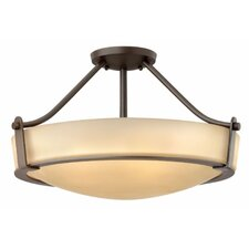 <strong>Hinkley Lighting</strong> Hathaway Semi Flush Mount