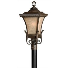 <strong>Hinkley Lighting</strong> Brynmar 1 Light Post Lantern