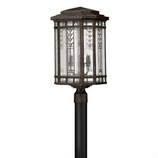 <strong>Hinkley Lighting</strong> Tahoe 4 Light Post Lantern