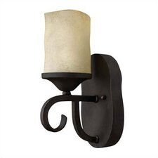 Casa 1 Light Wall Sconce
