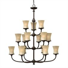 <strong>Hinkley Lighting</strong> Thistledown 15 Light Chandelier