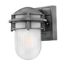 Reef Outdoor Wall Lantern