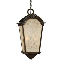 Orleans 2 Light Outdoor Hanging Lantern